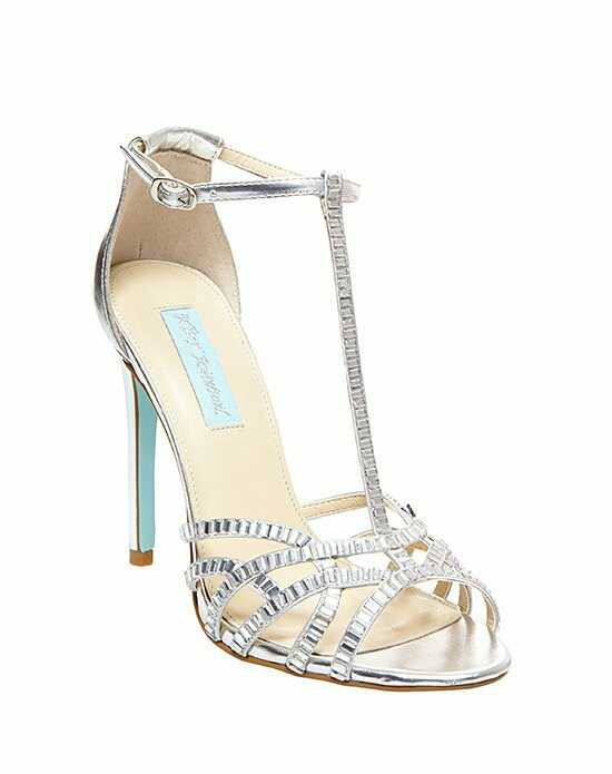 Blue by Betsey Johnson SB-RUBY - SILVER Silver Shoe