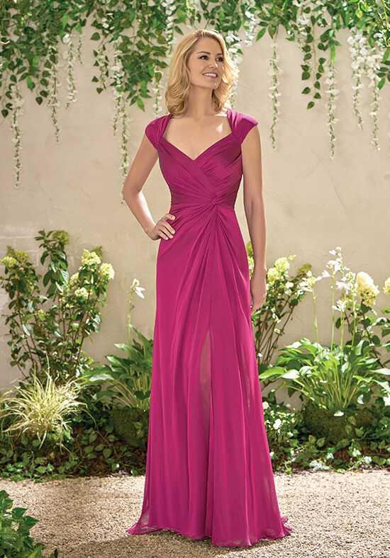 Jade J195006 Red Mother Of The Bride Dress