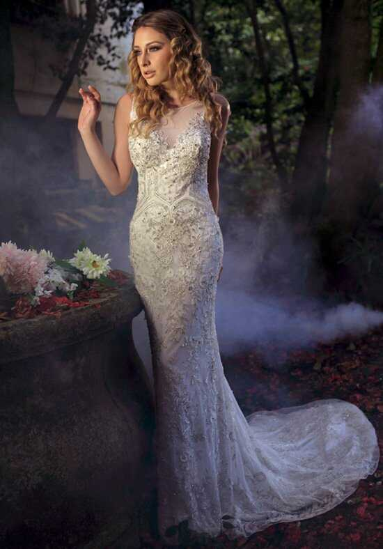 Ysa Makino KYM55 Sheath Wedding Dress