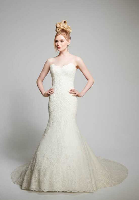 Matthew Christopher Isabel Mermaid Wedding Dress