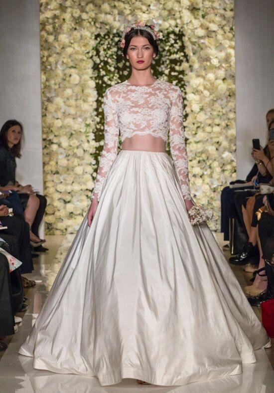Reem Acra I'm Special Wedding Dress