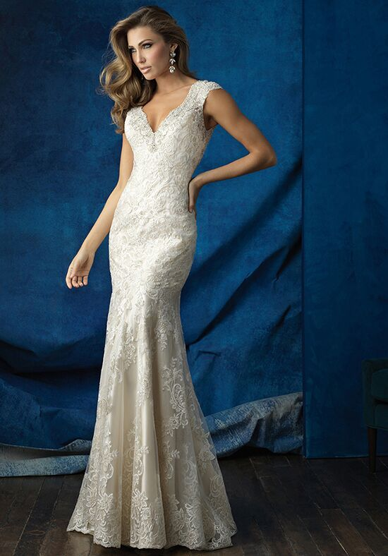 Allure Bridals 9367 Wedding Dress - The Knot