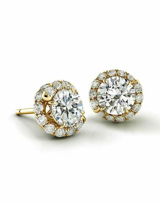 Danhov Fine Jewelry Abbraccio Fine Jewelry-AH100Y Wedding Earring photo