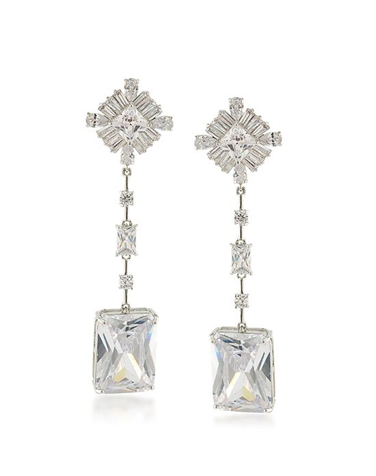 Carolee Jewelry CLP00668S100 Wedding Earring photo