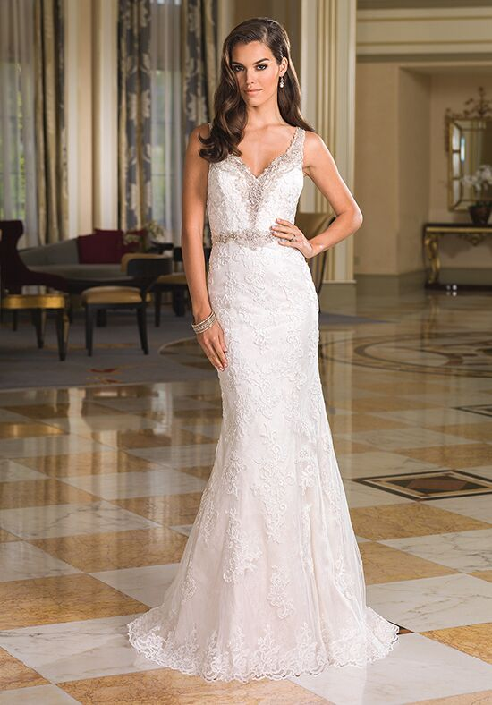 Justin Alexander 8853 Mermaid Wedding Dress