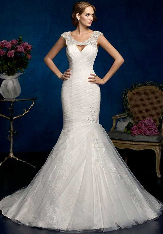 KITTYCHEN Couture MARILYN, H1364 Mermaid Wedding Dress