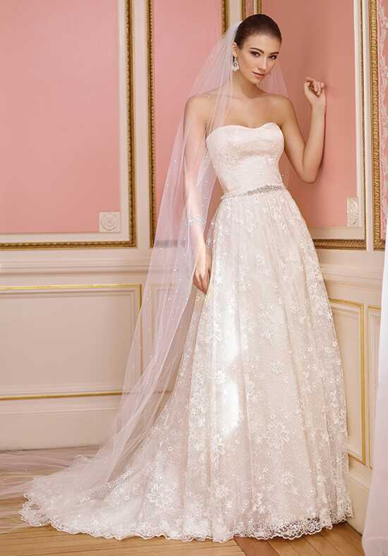 David Tutera for Mon Cheri 217229 Willie A-Line Wedding Dress
