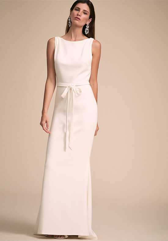 BHLDN Arley Gown Sheath Wedding Dress