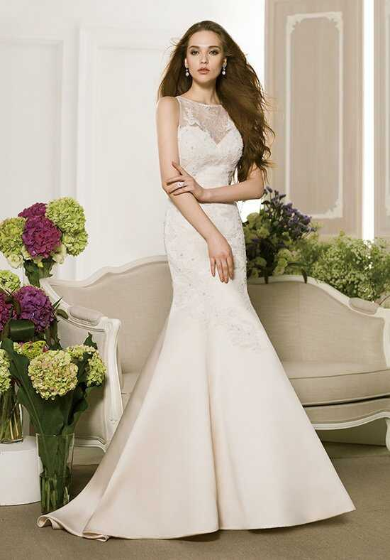 Jasmine Collection F151052 Mermaid Wedding Dress