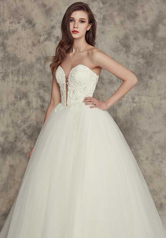 Calla Blanche 16249 Lesley Ball Gown Wedding Dress
