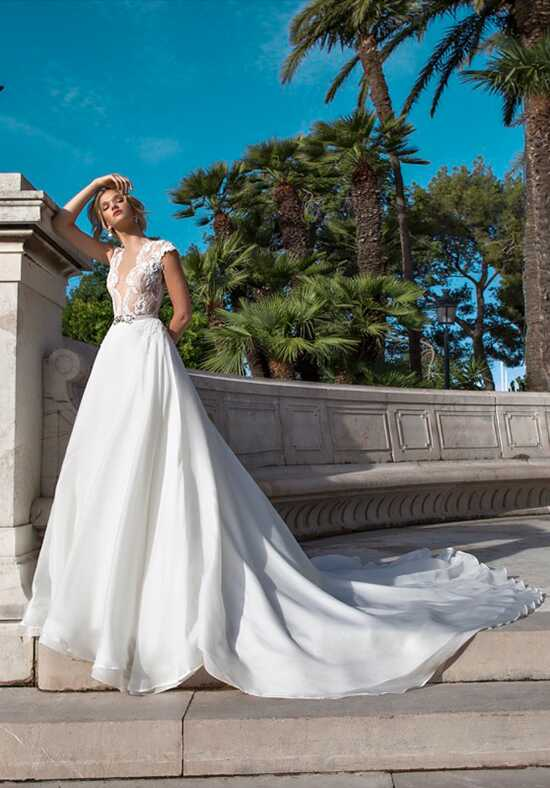 Alessandra Rinaudo 2017 Collection BRISEIDE A-Line Wedding Dress