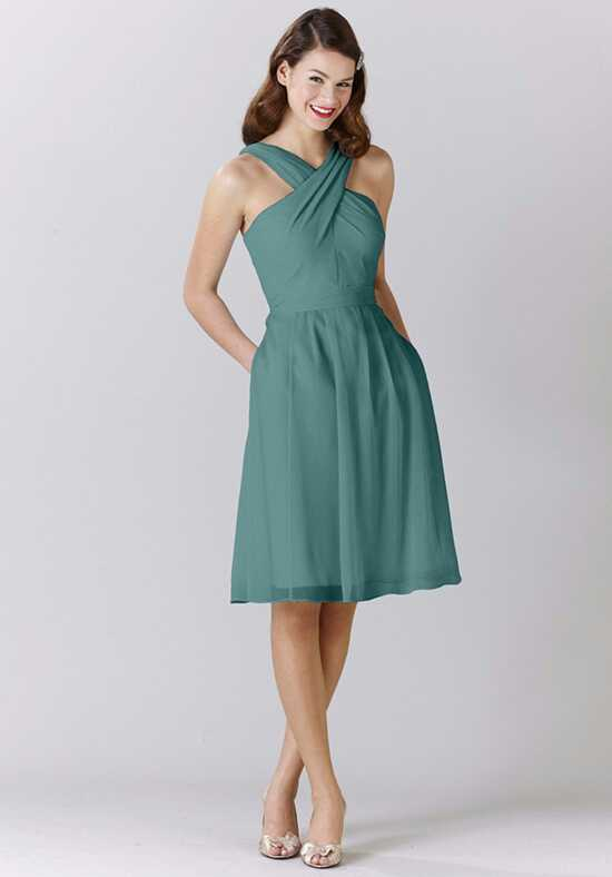 Kennedy Blue Audrey V-Neck Bridesmaid Dress
