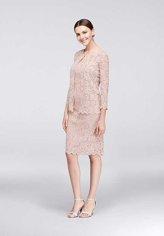 David's Bridal Mother of the Bride 6495598 Champagne Mother Of The Bride Dress