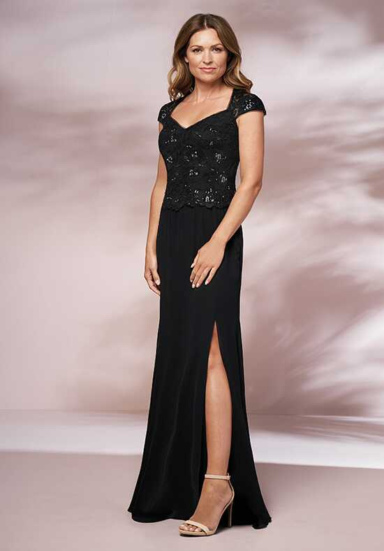 Jade J205015 Black Mother Of The Bride Dress
