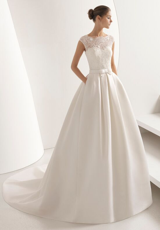 Rosa Clará ARIADNA Ball Gown Wedding Dress
