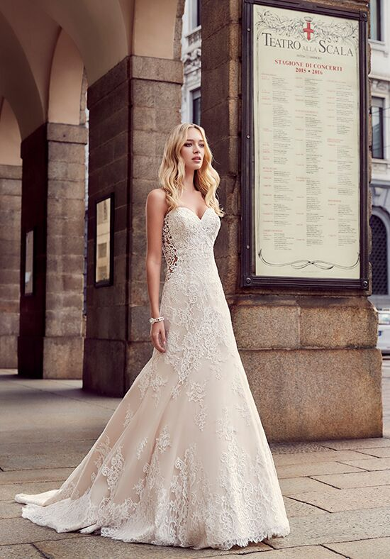 Eddy K MD214 Mermaid Wedding Dress