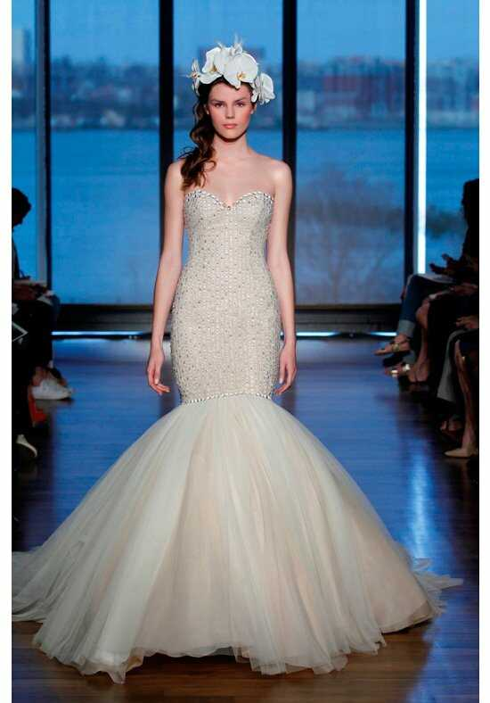 Ines Di Santo Danica Mermaid Wedding Dress