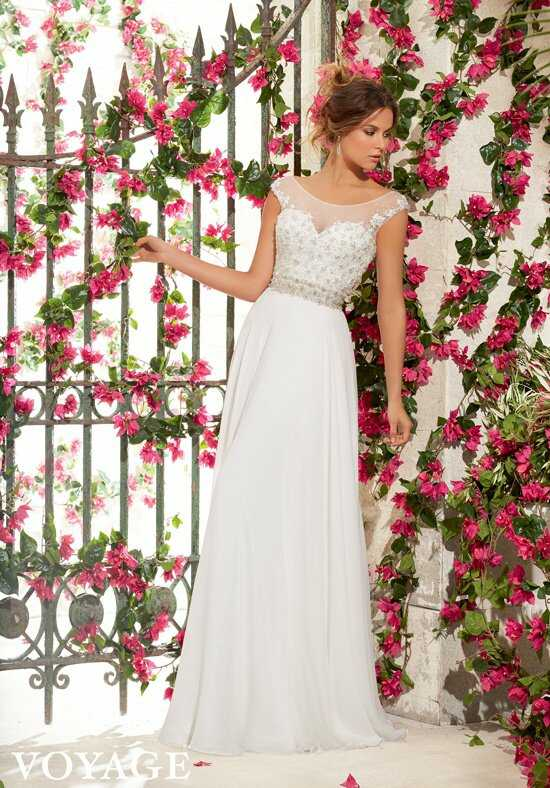 Morilee by Madeline Gardner/Voyage 6797 A-Line Wedding Dress