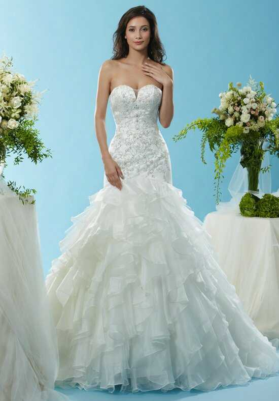 Eden Bridals BL121 A-Line Wedding Dress