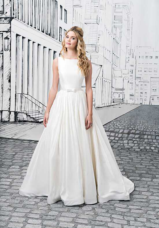 Justin Alexander 8877 Ball Gown Wedding Dress