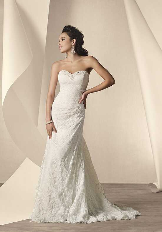 Alfred Angelo Signature Bridal Collection 2208 Mermaid Wedding Dress