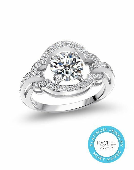 Deactive Rachel Zoes Platinum Must-Haves Gumuchian Platinum Wedding Ring