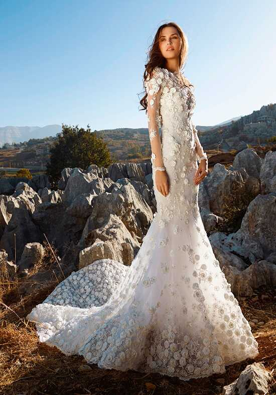 Tony Ward for Kleinfeld Sancia Mermaid Wedding Dress