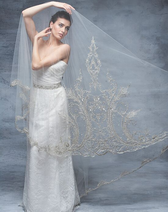 Blossom Veils & Accessories BV1517 Wedding Veil - The Knot