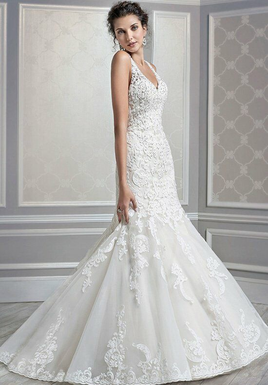 Kenneth Winston 1592 Mermaid Wedding Dress