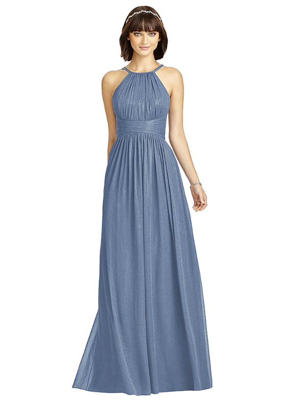 Dessy Collection 2969 Halter Bridesmaid Dress