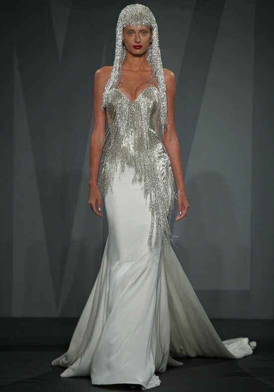Mark Zunino for Kleinfeld 85 Sheath Wedding Dress