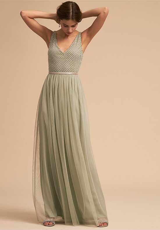 BHLDN (Bridesmaids) Bryce Dress V-Neck Bridesmaid Dress