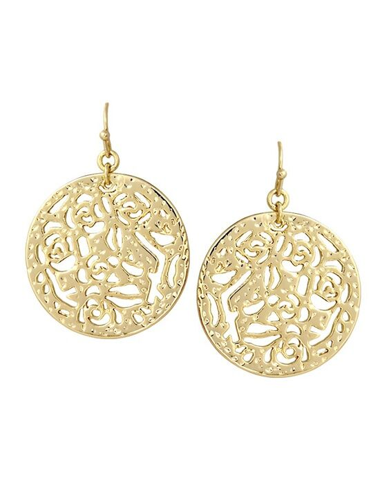 Kendra Scott Madina Earrings in Gold Wedding Earring photo