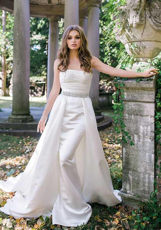Jovani Bridal 33787 Sheath Wedding Dress