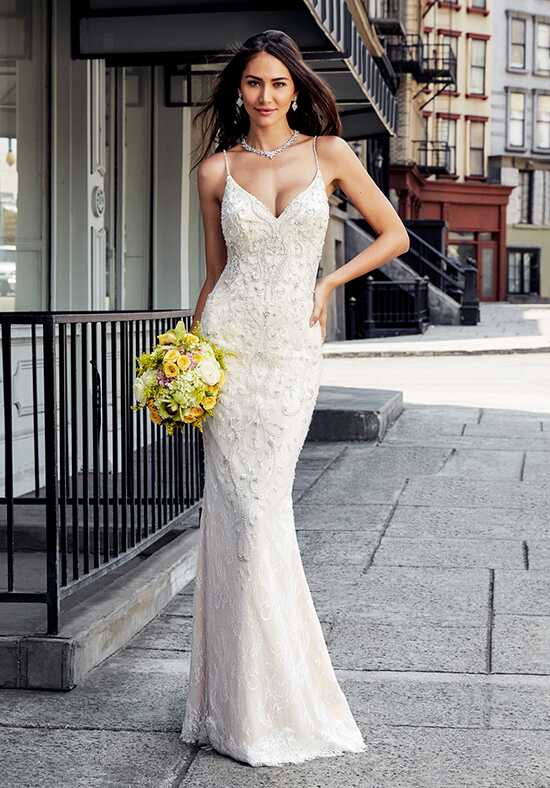 KITTYCHEN Couture TYRA, K1969 Sheath Wedding Dress