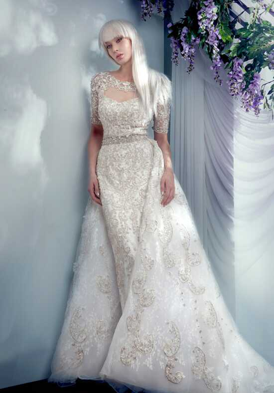Ysa Makino KYM181 Sheath Wedding Dress