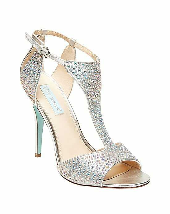 Blue by Betsey Johnson SB-Ido- Silver Silver Shoe