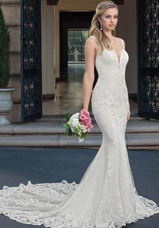 Casablanca Bridal 2328 Kinsley Mermaid Wedding Dress