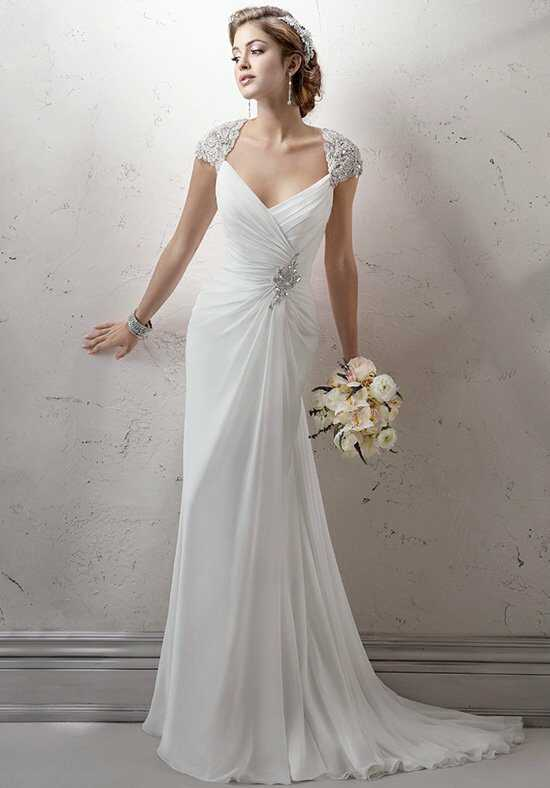 Sottero and Midgley Rosemary Sheath Wedding Dress