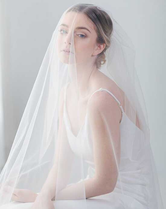 Davie & Chiyo | Hair Accessories & Veils Eloise Drop Veil Ivory Veil
