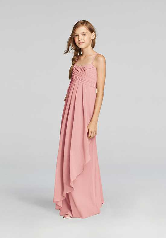 David's Bridal Junior Bridesmaids David's Bridal Style JB9012 Sweetheart Bridesmaid Dress