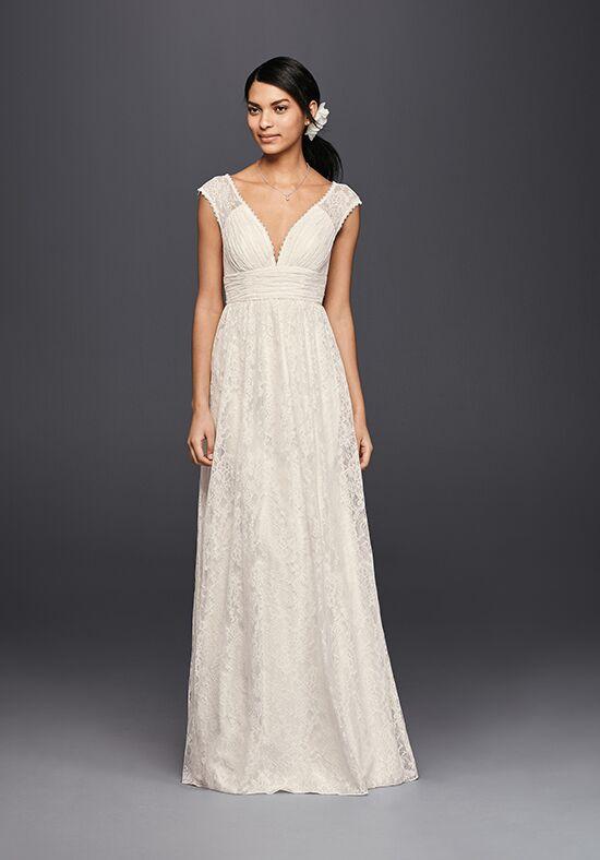 Galina Cap Sleeve Wedding Dresses
