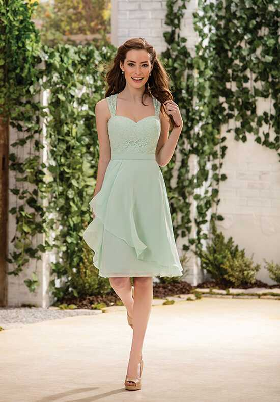 B2 by Jasmine B183062 Sweetheart Bridesmaid Dress