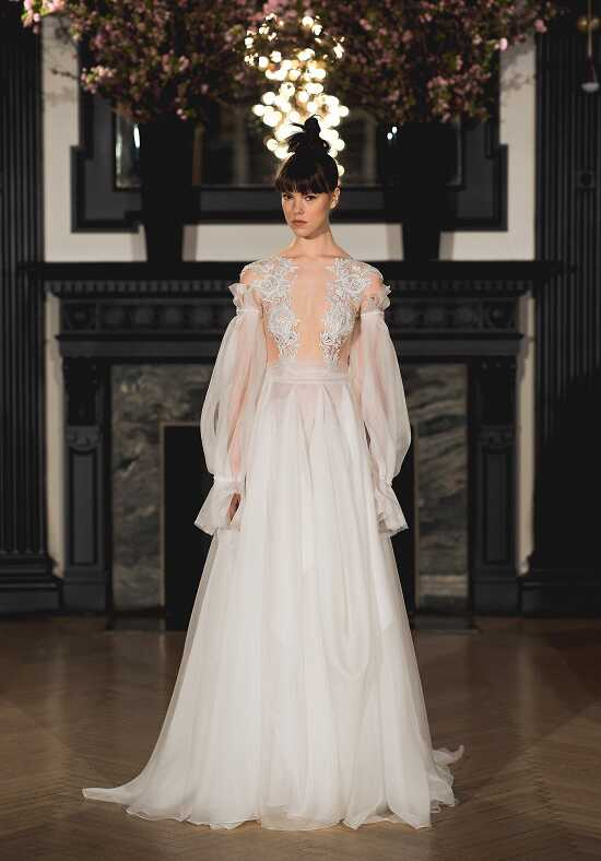 Ines Di Santo Aria A-Line Wedding Dress