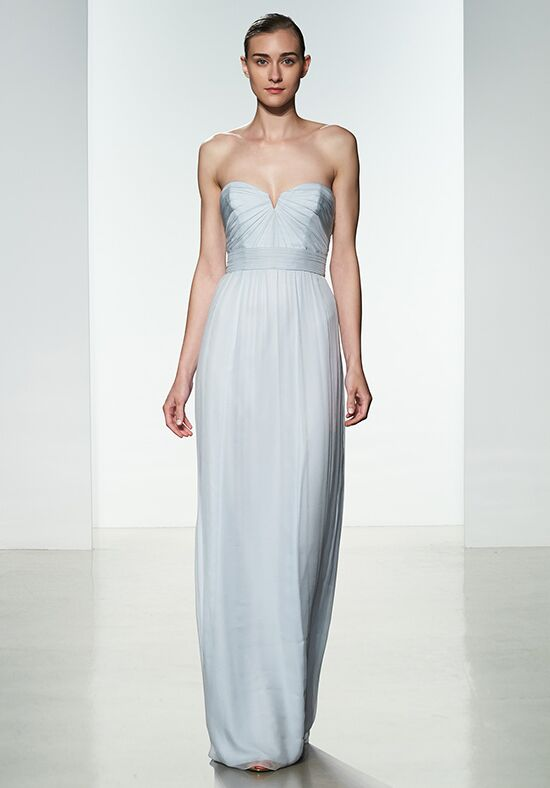 Amsale Bridesmaids G969C Strapless Bridesmaid Dress