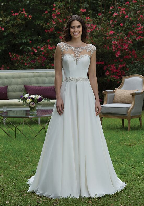 Sincerity Bridal 3952 A-Line Wedding Dress