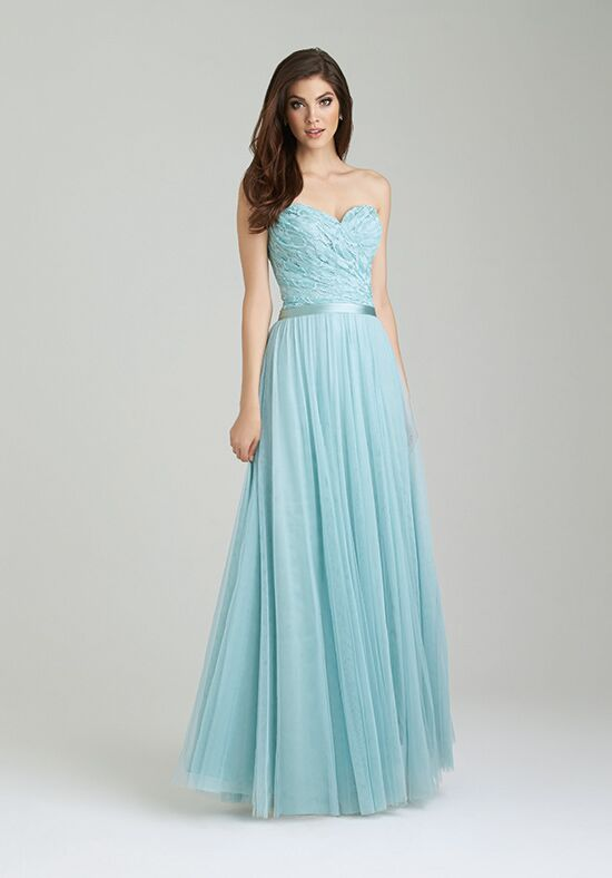 Allure Bridesmaids 1452 Sweetheart Bridesmaid Dress