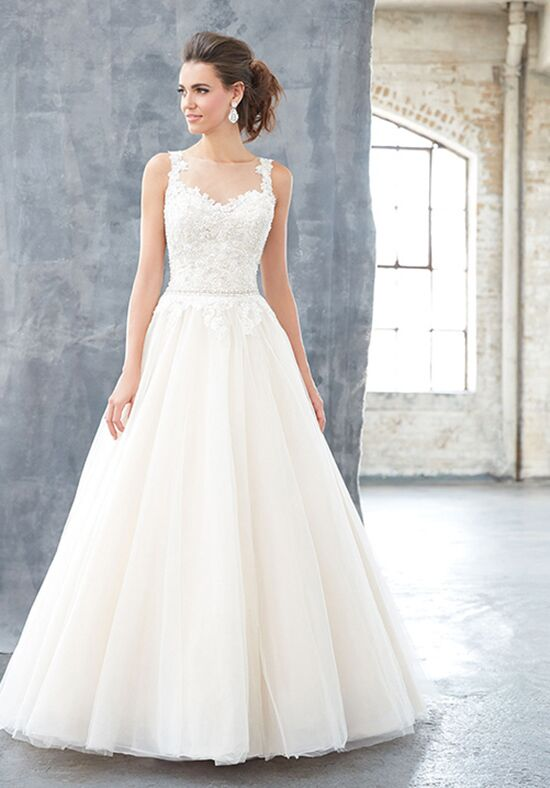 Madison James MJ304 Ball Gown Wedding Dress