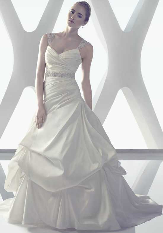 Amaré Couture B084 A-Line Wedding Dress