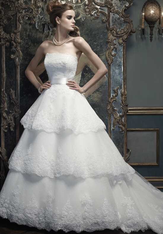 Amaré Couture B064 Ball Gown Wedding Dress